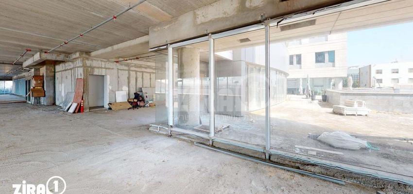 משרד בבניין בית עוגן   קומה 0   שטח 1000מ״ר    תמונה #0 - 1