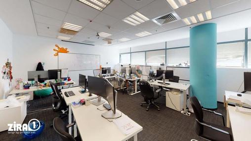 משרד בבניין בית אמפא - ספיר 1 | קומה 5 | שטח 400מ״ר  | תמונה #22 - 1
