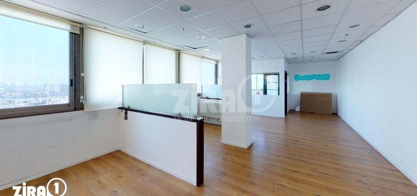 משרד בבניין מגדל בית כלל    קומה 20   שטח 89מ״ר    תמונה #0 - 1