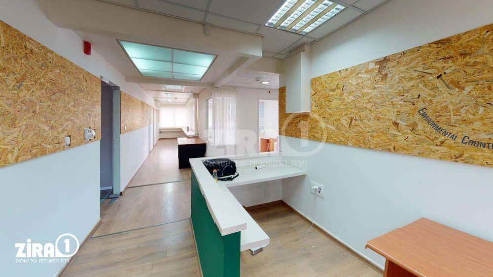 משרד בבניין בית הלמן  | קומה 5 | שטח 360מ״ר  | תמונה #0 - 1