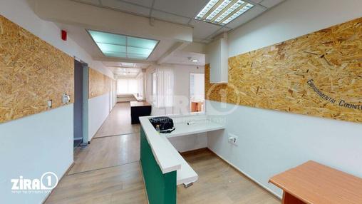 משרד בבניין בית הלמן  | קומה 5 | שטח 360מ״ר  | תמונה #10 - 1
