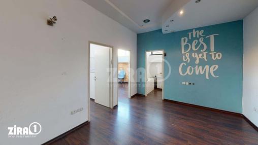 משרד בבניין שוקן 5   קומה 2   שטח 70מ״ר    תמונה #1 - 1