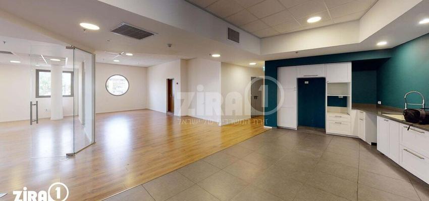 משרד בבניין בית זילברמינץ | קומה 5 | שטח 740מ״ר  | תמונה #0 - 1