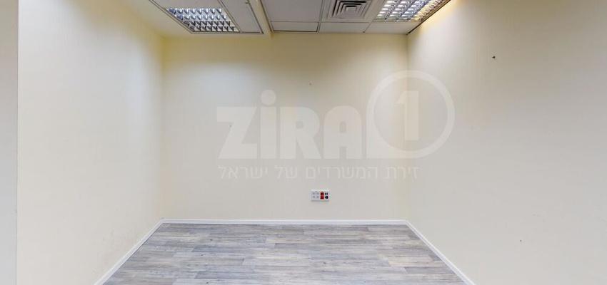 משרד בבניין הארד 5 | קומה 3 | שטח 60מ״ר  | תמונה #0 - 1