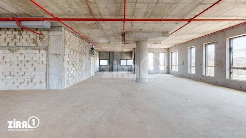 משרד בבניין מגדל בר כוכבא | קומה 5 | שטח 1000מ״ר  | תמונה #13 - 1