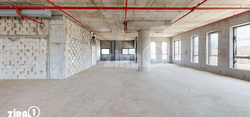 משרד בבניין מגדל בר כוכבא | קומה 5 | שטח 1000מ״ר  | תמונה #0 - 1