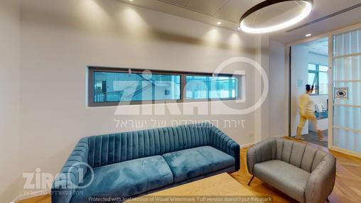 משרד בבניין אופק 8 | קומה 2 | שטח 739מ״ר  | תמונה #1 - 1