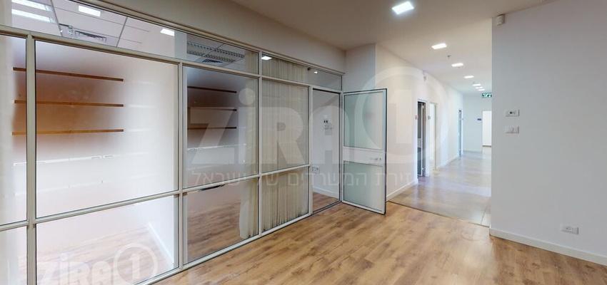 משרד בבניין בית עוגן | קומה 7 | שטח 733מ״ר  | תמונה #0 - 1