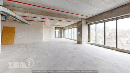 משרד בבניין מגדל הכשרת הישוב  | קומה 5 | שטח 197מ״ר  | תמונה #22 - 1