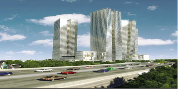 פרויקטים בהקמה CITY TECH בהרצליה | רמת הבניין classA | תמונה #0 - 1