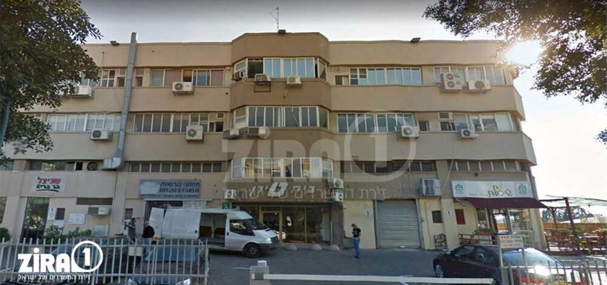 בניין בית טירן ברעננה | רמת הבניין classB | תמונה #0 - 1