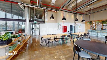 משרד בבניין בית המרטון - בניין C  | קומה 0 | שטח 750מ״ר  | תמונה #1 - 1