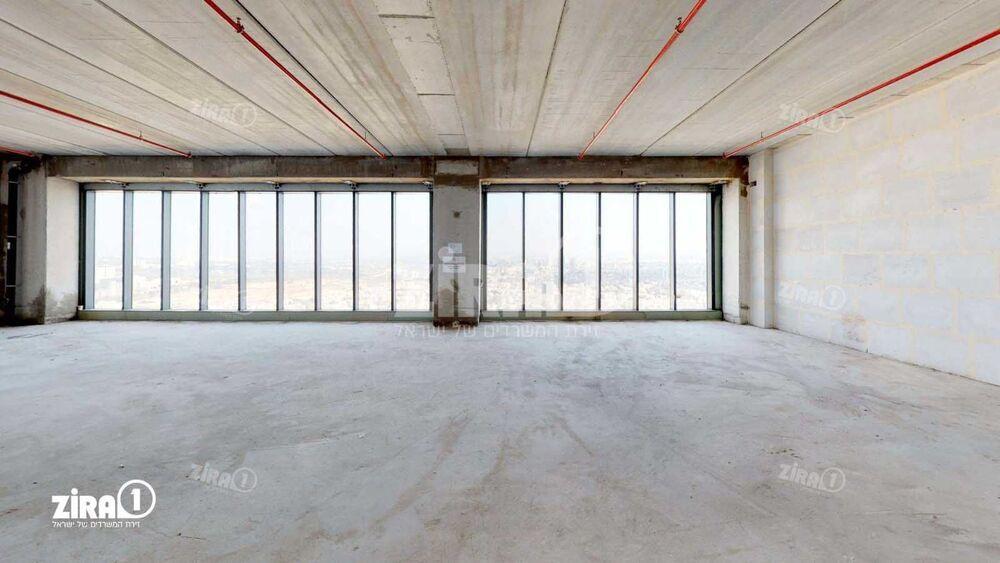 משרד בבניין מגדל הכשרת הישוב  | קומה: 40 | שטח 400 תמונה | מ׳׳ר #9 - 1