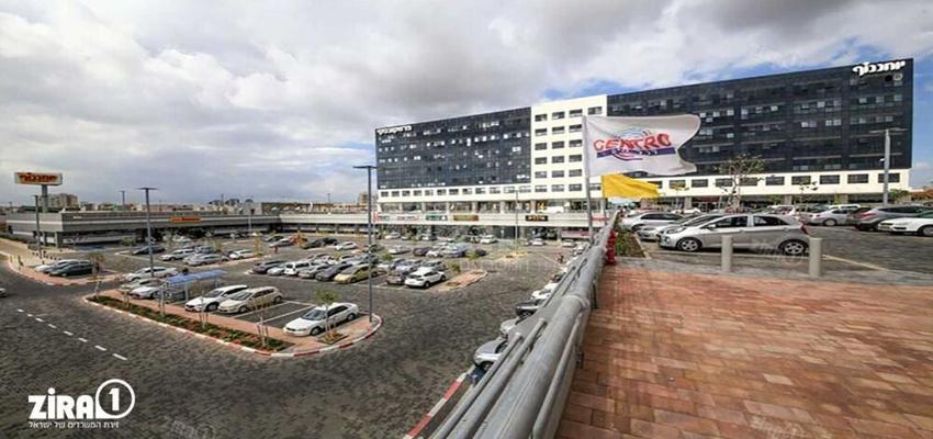 בניין מתחם Centro ברחובות | רמת הבניין classA | תמונה #0 - 1