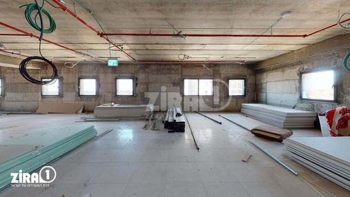משרד בבניין בניין קורן  | קומה 6 | שטח 150מ״ר  | תמונה #6 - 1