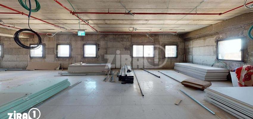 משרד בבניין בניין קורן  | קומה 6 | שטח 150מ״ר  | תמונה #0 - 1
