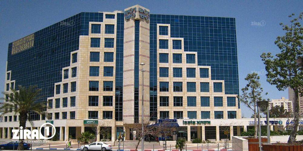 בניין רסקו סיטי בבאר שבע | רמת הבניין classB | תמונה #0 - 1