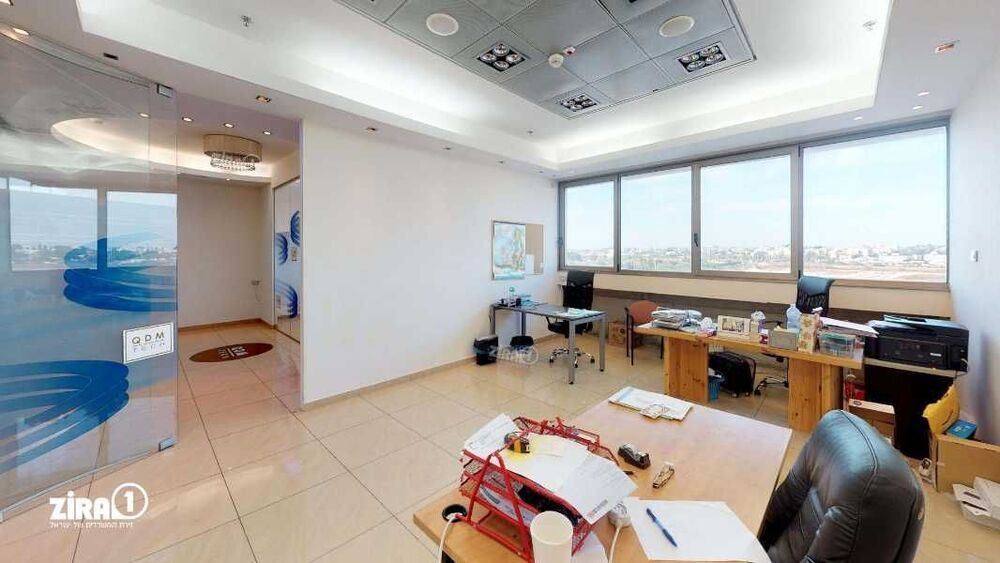 משרד בבניין בית מרדכי עליאש | קומה 3 | שטח 410מ״ר  | תמונה #0 - 1