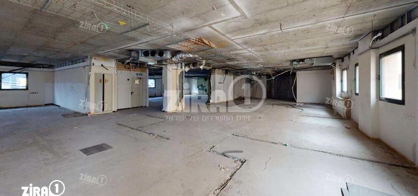 משרד בבניין בית סלע | קומה 4 | שטח 1080מ״ר  | תמונה #0 - 1