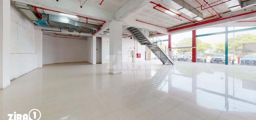 משרד בבניין בניין החרש   קומה 0   שטח 1000מ״ר    תמונה #0 - 1