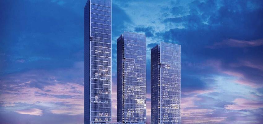 פרויקטים בהקמה LYFE מגדל B בבני ברק   רמת הבניין classA   תמונה #0 - 1