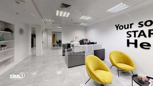 משרד בבניין בית מישורים  | קומה 2 | שטח 290מ״ר  | תמונה #21 - 1