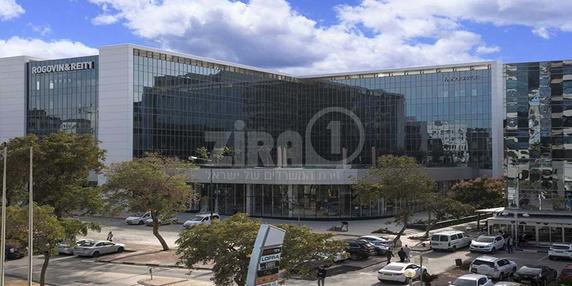 בניין REIT1 בית רוגובין בהרצליה | רמת הבניין classA | תמונה #13 - 1