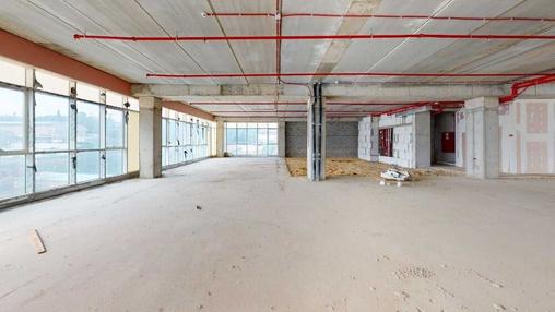 משרד בבניין קניון מגה אור | קומה 5 | שטח 1100מ״ר  | תמונה #1 - 1