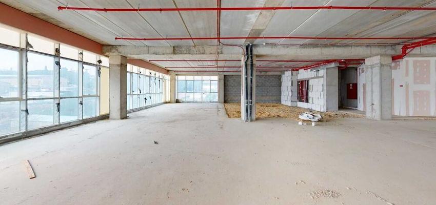 משרד בבניין קניון מגה אור   קומה 5   שטח 1100מ״ר    תמונה #0 - 1