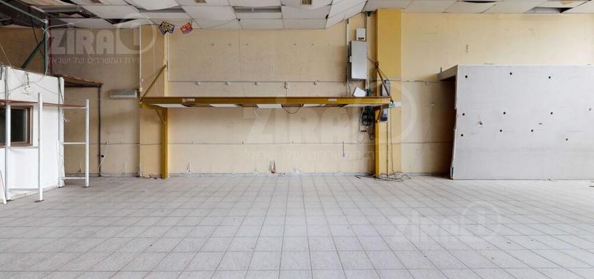 משרד בבניין BIG ביזנס | קומה 0 | שטח 166מ״ר  | תמונה #0 - 1