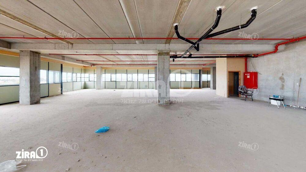 משרד בבניין הכשרה חברה לביטוח | קומה 5 | שטח 1240מ״ר  | תמונה #0 - 1