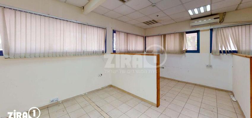 משרד בבניין בית ירושלים | קומה 0 | שטח 140מ״ר  | תמונה #0 - 1