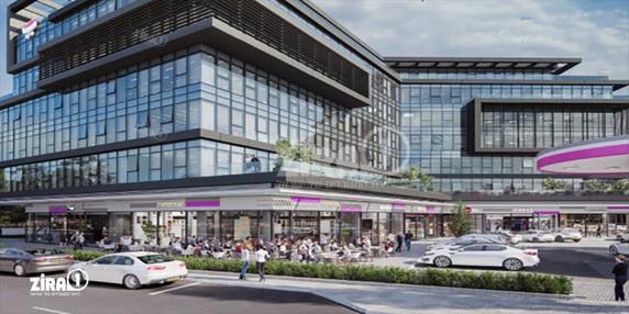 בניין K-CENTER ברחובות | רמת הבניין classA | תמונה #19 - 1