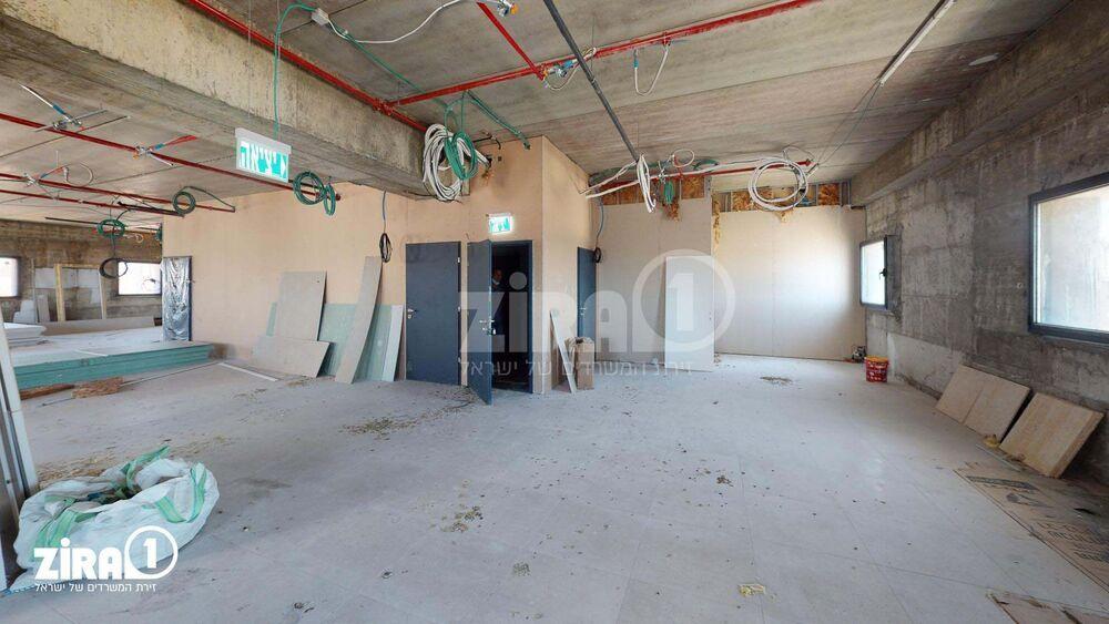 משרד בבניין בניין קורן  | קומה 6 | שטח 110מ״ר  | תמונה #0 - 1