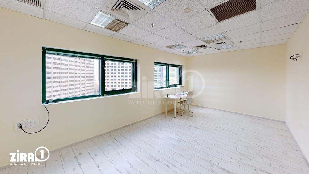 משרד בבניין בית זקסנברג | קומה 6 | שטח 130מ״ר  | תמונה #0 - 1
