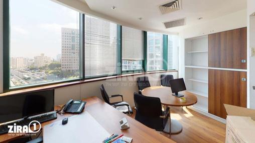 משרד בבניין בית זקסנברג | קומה 6 | שטח 60מ״ר  | תמונה #17 - 1