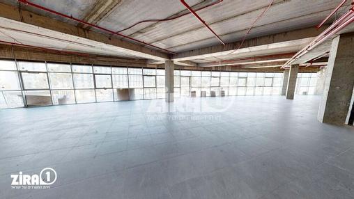 משרד בבניין הגביש 6 | קומה 1 | שטח 340מ״ר  | תמונה #13 - 1