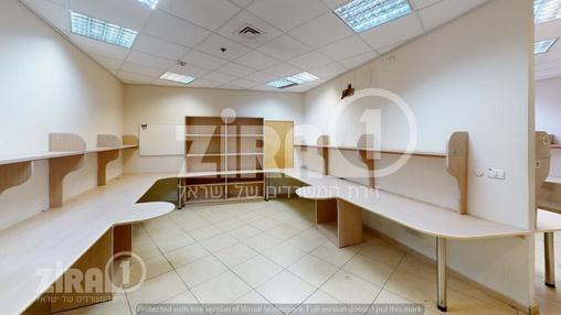 משרד בבניין בית עיריית נתניה | קומה 0 | שטח 280מ״ר  | תמונה #15 - 1