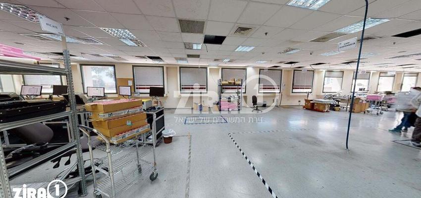 משרד בבניין  קריית אריה - אפעל 6   קומה 2   שטח 700מ״ר    תמונה #0 - 1