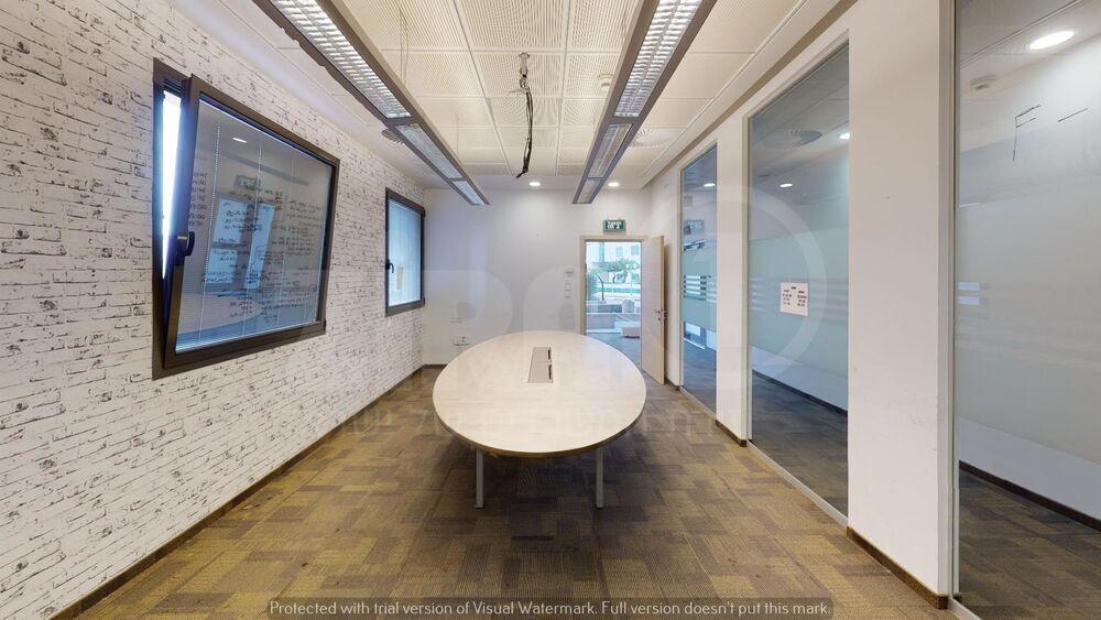 משרד בבניין הנגר 6א | קומה 0 | שטח 380מ״ר  | תמונה #0 - 1