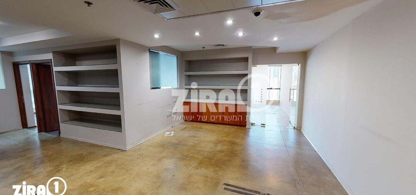 משרד בבניין בית ש.א.פ   קומה 6   שטח 259מ״ר    תמונה #0 - 1