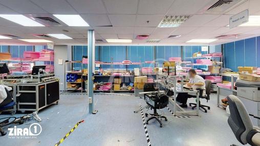 משרד בבניין  קריית אריה - אפעל 6 | קומה 4 | שטח 310מ״ר  | תמונה #12 - 1