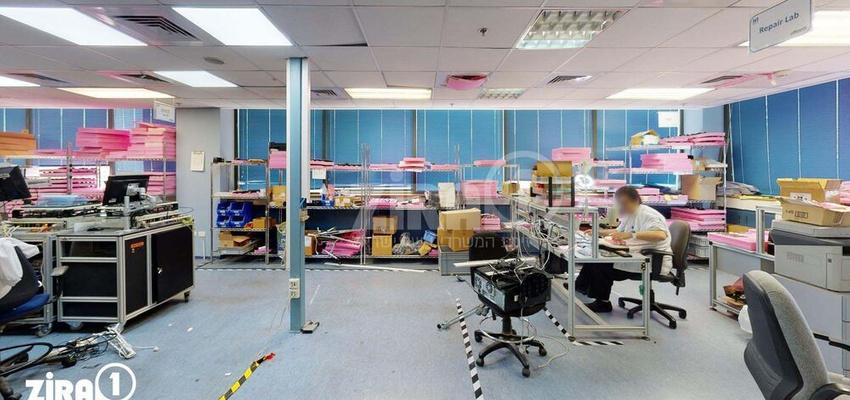 משרד בבניין  קריית אריה - אפעל 6 | קומה 4 | שטח 310מ״ר  | תמונה #0 - 1