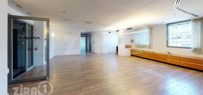 משרד בבניין הברזל 6 | קומה 6 | שטח 1050מ״ר  | תמונה #0 - 1