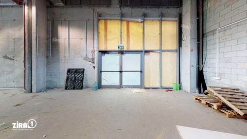 משרד בבניין בית גטר | קומה 0 | שטח 400מ״ר  | תמונה #3 - 1