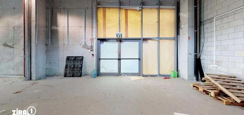 משרד בבניין בית גטר | קומה 0 | שטח 400מ״ר  | תמונה #0 - 1
