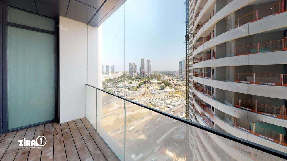 משרד בבניין H-Tower רסיטל | קומה: 13 | שטח 840 תמונה | מ׳׳ר #21 - 1