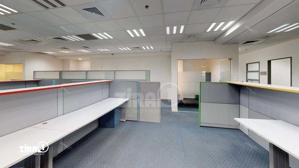 משרד בבניין גב ים אפק   קומה 2   שטח 870מ״ר    תמונה #0 - 1