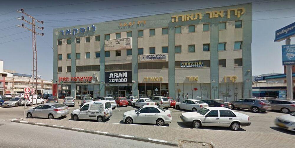 בניין שדרות ההסתדרות 72 בחיפה   רמת הבניין classB   תמונה #0 - 1