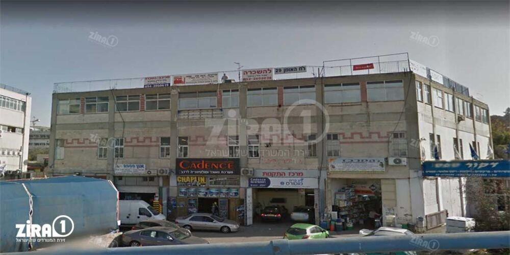 בניין האומן 29 בירושלים   רמת הבניין classC   תמונה #0 - 1